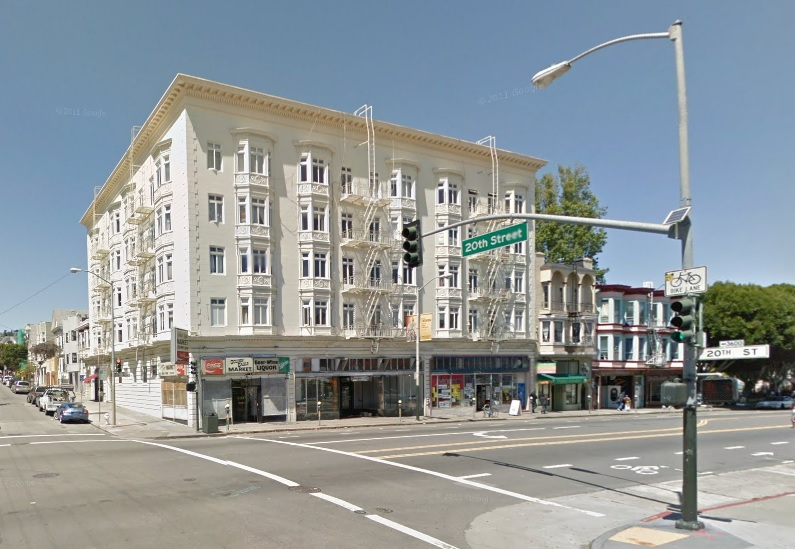 3600 20th Street,San Francisco,California,United States 94110,Apartment,20th Street,1146