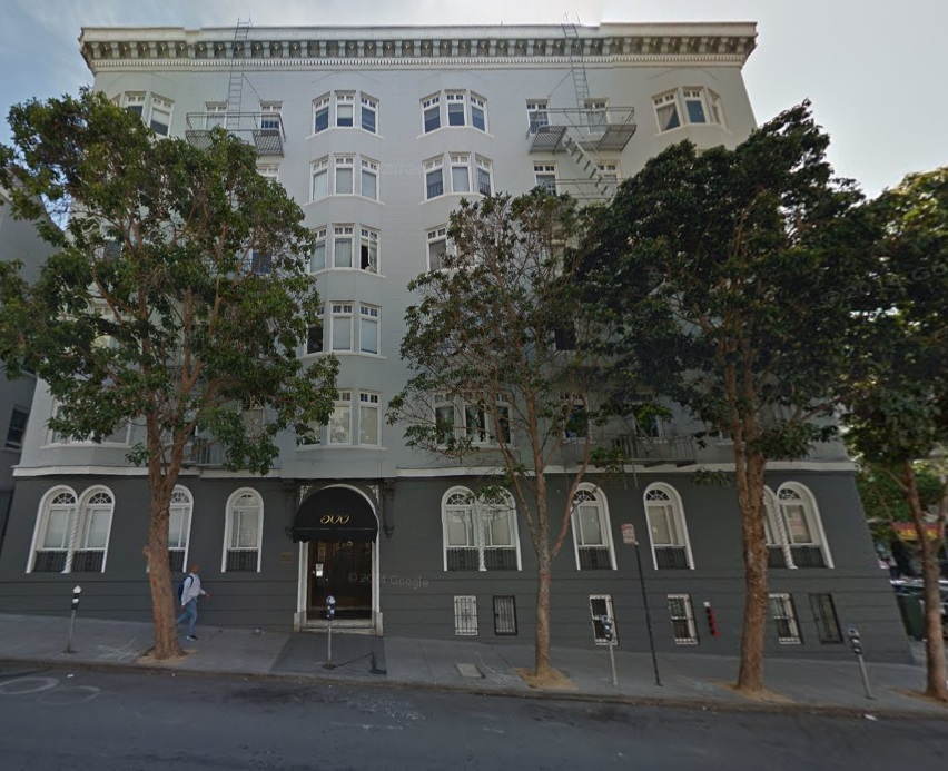 500 Hyde Street,San Francisco,California,United States 94109,Apartment,Hyde Street,1179