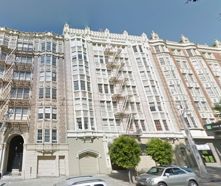 1735 Van Ness Ave, SF, CA, 94109
