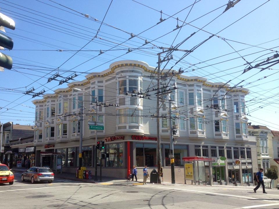 493 Haight Street,San Francisco,California,United States 94117,Apartment,Haight Street,1204