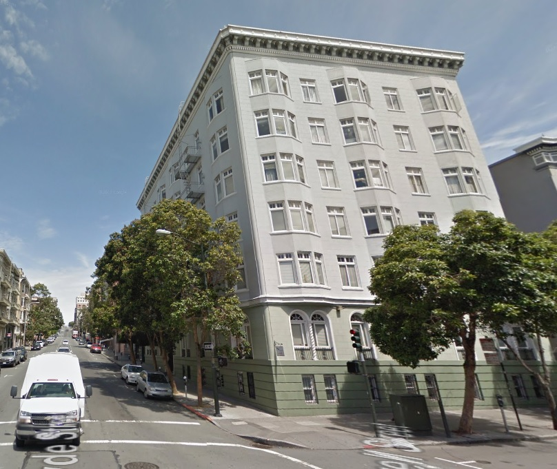 500 Hyde Street, San Francisco, California, United States 94109, ,Apartment,Studio,Hyde Street,1310