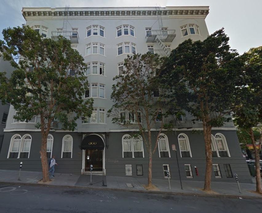 500 Hyde Street, San Francisco, California, United States 94109, ,Apartment,Studio,Hyde Street,1310
