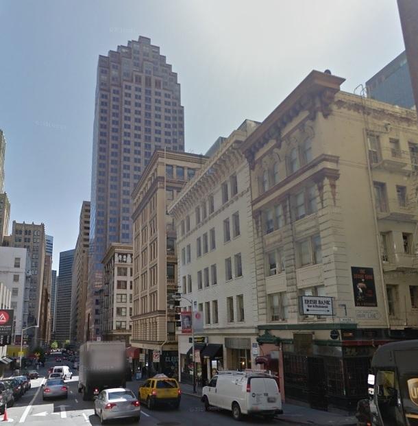 429 Bush Street, San Francisco, California, United States 94108, ,1 BathroomBathrooms,Apartment,Studio,Bush Street,1032