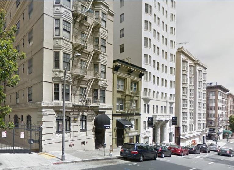 642 Jones Street, San francisco, California, United States 94109, ,1 BathroomBathrooms,Apartment,Efficiency,Jones Street,1455