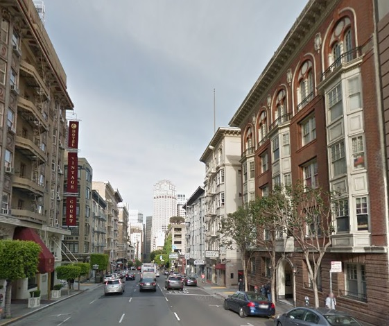 645 Bush, San Francisco, California, United States 94108, 1 Bedroom Bedrooms, ,1 BathroomBathrooms,Apartment,One Bedroom,Bush,1503