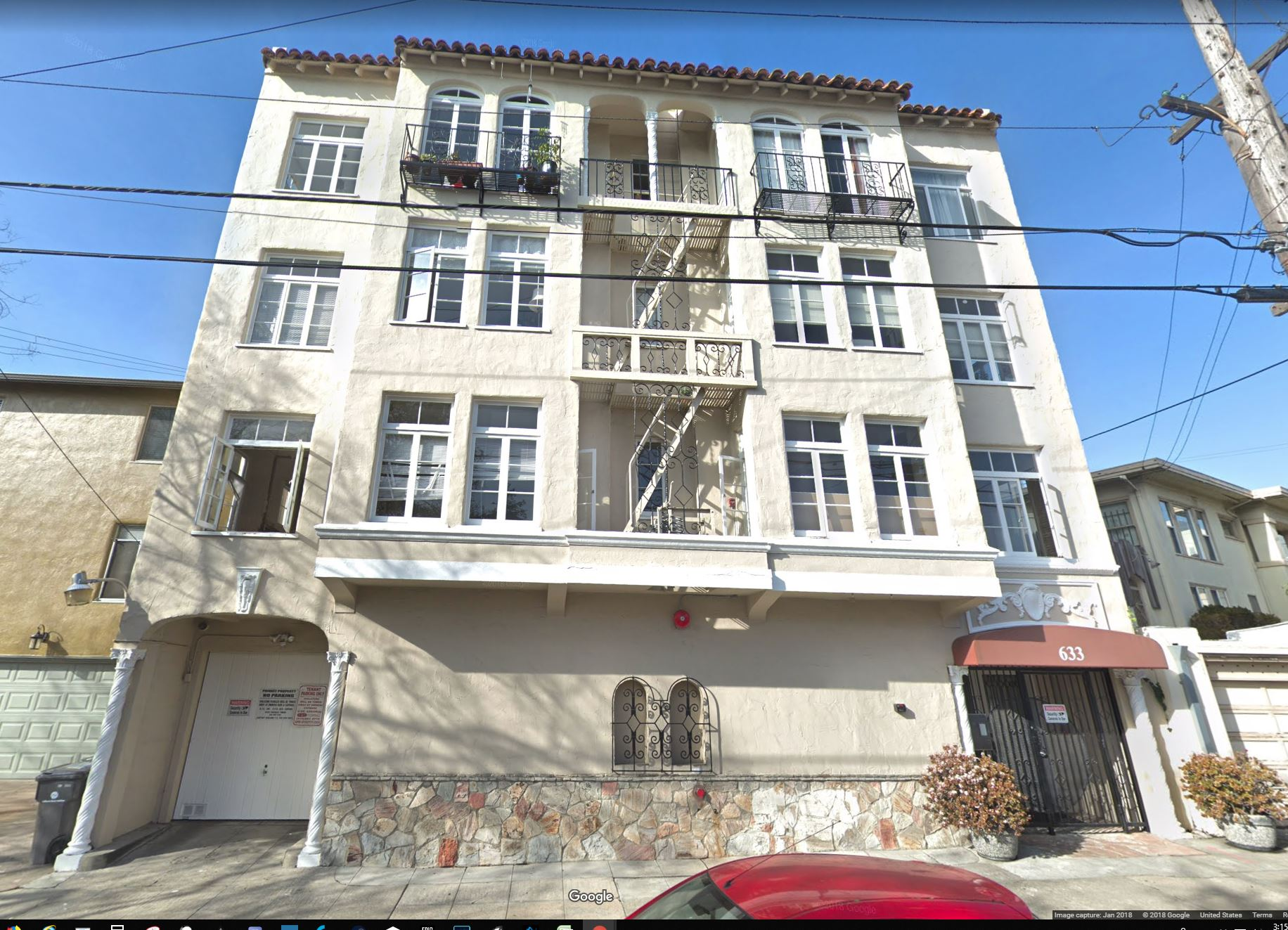 633 Alma Ave., Oakland, California, United States 94610, 1 Bedroom Bedrooms, ,1 BathroomBathrooms,Apartment,One Bedroom,Alma Ave.,1,1791