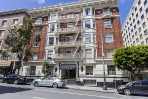 766 Sutter St., San Francisco, California, United States 94109, 3 Bedrooms Bedrooms, ,1 BathroomBathrooms,Apartment,Three Bedroom,The Lucerne Apartments,Sutter St.,1933